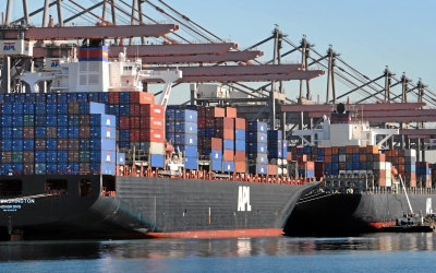 Port of Los Angeles faces critical congestion