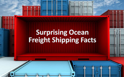 Fun Fact Friday: Surprising Ocean Freight Shipping Facts