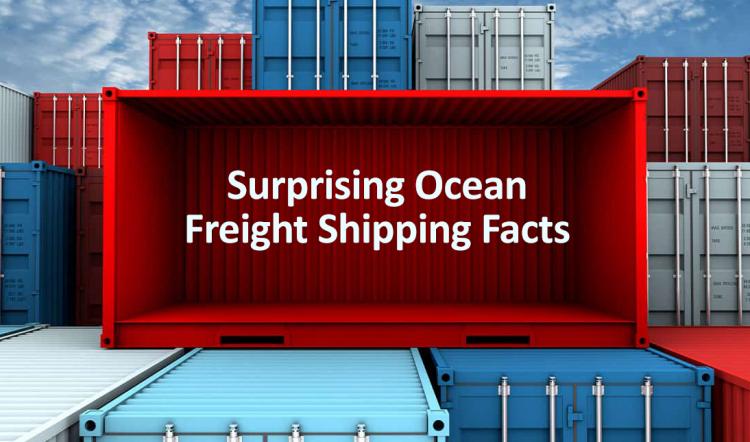 Fun Fact Friday: Surprising Ocean Freight Shipping Facts